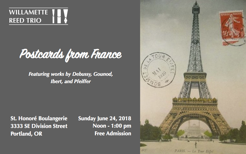 St. Honoré Boulangerie, Noon-1pm June 24, 2018